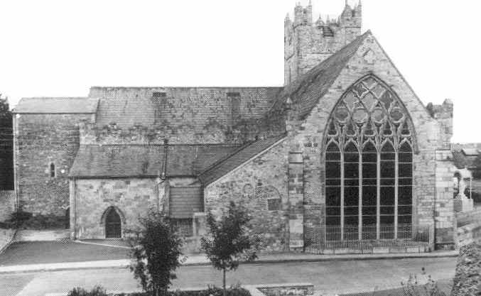 Historic image of Black abbey