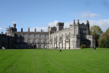 Kilkenny Castle outside view