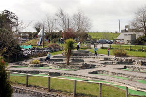 Skate Park at Nore Valley